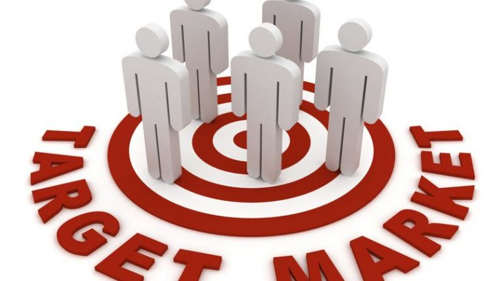 an analysis on the six steps in defining the target market The elements of a business plan: first steps for new entrepreneurs  market analysis  the goal is to define your target customer as.